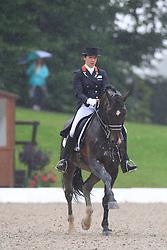 Krooswijk Angela (NED) - BMC Roman Nature<br /> European Championship Dressage Young Riders  - Broholm 2011<br /> © Hippo Foto - Leanjo de Koster