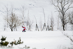 March 17, 2018 - Pyeongchang, SOUTH KOREA - 180317 Trygve Toskedal Larsen of Norway competes in the men's 7,5 km sitting cross-country skiing during day eight of the 2018 Winter Paralympics on March 17, 2018 in Pyeongchang..Photo: Vegard Wivestad GrÂ¿tt / BILDBYRN / kod VG / 170134 (Credit Image: © Vegard Wivestad Gr¯Tt/Bildbyran via ZUMA Press)