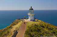 cape reinga lighthouse, northland new zealand