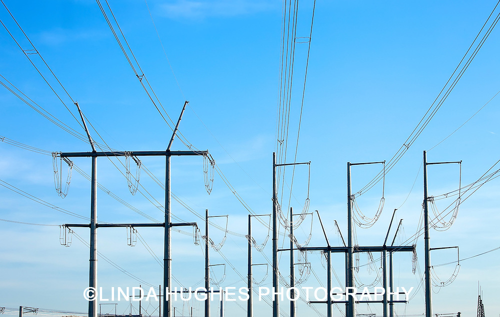 Urban Power Lines
