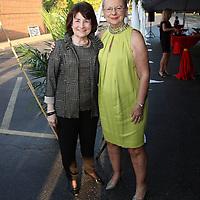Linda Legg, Becky Kueker