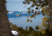 Heavenly Valley Terrain park shoot