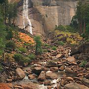 Nevada Falls - Autumn - Yosemite