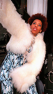 Macy Gray / V Festival 2000, Hylands Park, Chelmsford, Essex, Britain - August 2000.