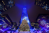 12/02/2015 Rockefeller Center Christmas Tree Lighting