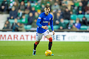 Borna Barisic (#31) of Rangers FC during the Ladbrokes Scottish Premiership match between Hibernian and Rangers at Easter Road, Edinburgh, Scotland on 19 December 2018.