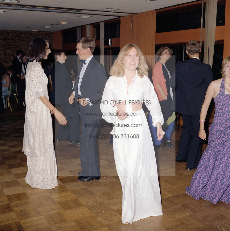 Paddock Wood Finishing School year of 1976 held their school dance at the Berystede Hotel, Ascot, Berkshire on June 11th 1976.