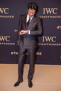 17-1-217 -GENEVE GENEVA SWITSERLAND SWISS ZWITSERLAND - ANDRÈS VELENCOSO  SIHH 2017  IWC gala event «Decoding the Beauty of Time» COPYRIGHT ROBIN UTRECHT