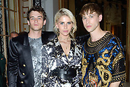 Balmain Spring Summer 2018 - Front Row - 24 June 2017