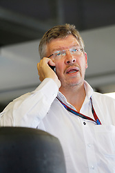 Motorsports / Formula 1: World Championship 2010, GP of Italy, Ross Brawn (ENG, Mercedes GP Petronas),