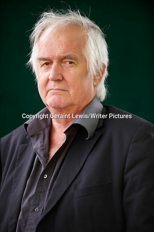 Henning Mankell, Swedish Writer at  The Edinburgh  International Book Festival 2009.<br /> <br /> Copyright Geraint Lewis/Writer Pictures<br /> contact +44 (0)20 822 41564<br /> info@writerpictures.com<br /> www.writerpictures.com
