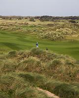 TEXEL - Hole 15   De Cocksdorp.  - Golfbaan De Texelse. COPYRIGHT KOEN SUYK