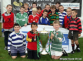 Wasps CoachClass at Twyford Ave. Thurs 23-8-07. Presentation and Pics with Heineken Cup.