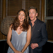 KELLY KLEIN; CALVIN KLEIN, Andre Balazs and Kelly Klein host a party to celebrate the publication of Horse. The raleigh Hotel. Collins aved. Miami Beach.  3 December 2008 *** Local Caption *** -DO NOT ARCHIVE-© Copyright Photograph by Dafydd Jones. 248 Clapham Rd. London SW9 0PZ. Tel 0207 820 0771. www.dafjones.com.