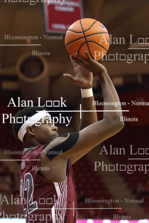 08 February 2018:  Armon Fletcher during a College mens basketball game between the Southern Illinois Salukis and Illinois State Redbirds in Redbird Arena, Normal IL