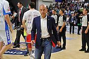 DESCRIZIONE : Beko Legabasket Serie A 2015- 2016 Playoff Quarti di Finale Gara3 Dinamo Banco di Sardegna Sassari - Grissin Bon Reggio Emilia<br /> GIOCATORE : Stefano Sardara<br /> CATEGORIA : Ritratto Delusione Postgame<br /> SQUADRA : Dinamo Banco di Sardegna Sassari<br /> EVENTO : Beko Legabasket Serie A 2015-2016 Playoff<br /> GARA : Quarti di Finale Gara3 Dinamo Banco di Sardegna Sassari - Grissin Bon Reggio Emilia<br /> DATA : 11/05/2016<br /> SPORT : Pallacanestro <br /> AUTORE : Agenzia Ciamillo-Castoria/C.Atzori