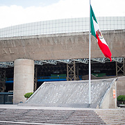 The Auditorio Nacional is a world-renowned venue for concerts, dance, and music and is located on Paseo de la Reforma in Mexico City.