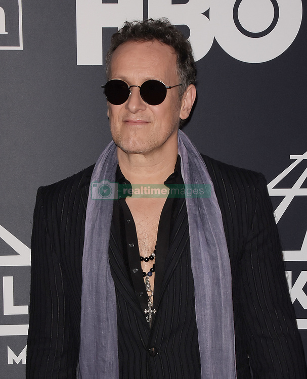 March 30, 2019 - Brooklyn, New York, USA - NEW YORK, NEW YORK - MARCH 29: Vivian Campbell of Def Leppard attends the 2019 Rock & Roll Hall Of Fame Induction Ceremony at Barclays Center on March 29, 2019 in New York City. Photo: imageSPACE (Credit Image: © Imagespace via ZUMA Wire)