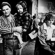Pennsylvania Coal Miners