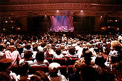 Before the Show, Waiting for Jerry. Grateful Dead Shea's Buffalo Theater, NY 20 Jan 1979.<br /> Contact Photographer for High Resolution File if purchasing Rights Managed Usage.