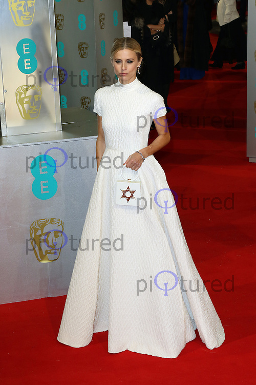 Laura Bailey, EE British Academy Film Awards (BAFTAs), Royal Opera House Covent Garden, London UK, 08 February 2015, Photo by Richard Goldschmidt
