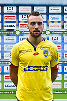 Florin Berenguer Bohrer of Sochaux during the FC Sochaux photocall for the season 2017/2018 in Sochaux on September 20th 2017<br /> Photo : Philippe Le Brech / Icon Sport