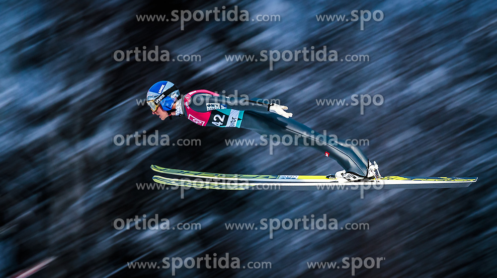 12.03.2018, Lysgards Schanze, Lillehammer, NOR, FIS Weltcup Ski Sprung, Raw Air, Lillehammer, im Bild Gregor Schlierenzauer (AUT) // Gregor Schlierenzauer of Austria during the 2nd Stage of the Raw Air Series of FIS Ski Jumping World Cup at the Lysgards Schanze in Lillehammer, Norway on 2018/03/12. EXPA Pictures © 2018, PhotoCredit: EXPA/ JFK