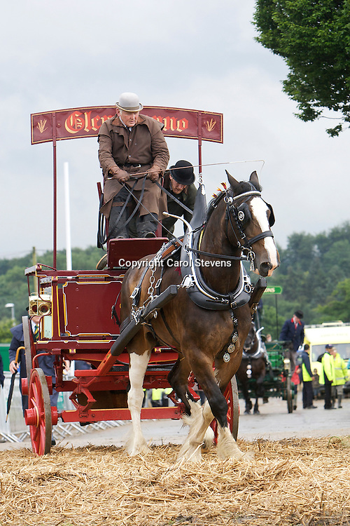 Great Yorkshire Show 2012<br /> Turnouts  Tuesday 10 July