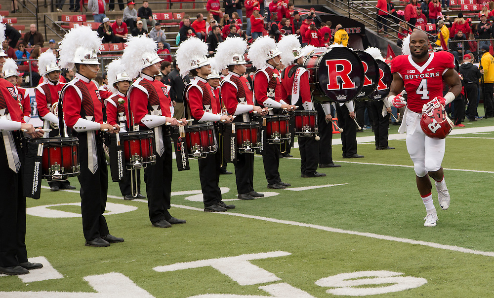 The Rutgers Scarlet Knights take on the Maryland Terrapins at High Point Solutions Stadium on Saturday afternoon, November 28, 2015.<br />