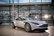 Andy Palmer - Aston Martin CEO, Photographed at the Aston Martin Gaydon Plant.