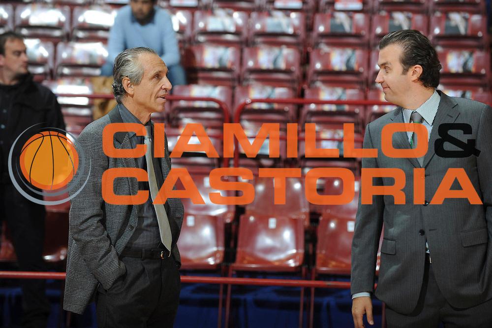 DESCRIZIONE : Milano Lega A 2009-10 Armani Jeans Milano Montepaschi Siena<br /> GIOCATORE : Ferdinando Minucci Simone Panigiani<br /> SQUADRA : Montepaschi Siena<br /> EVENTO : Campionato Lega A 2009-2010 <br /> GARA : Armani Jeans Milano Montepaschi Siena<br /> DATA : 01/11/2009<br /> CATEGORIA : Ritratto Esultanza<br /> SPORT : Pallacanestro <br /> AUTORE : Agenzia Ciamillo-Castoria/G.Ciamillo<br /> Galleria : Lega Basket A 2009-2010 <br /> Fotonotizia : Milano Campionato Italiano Lega A 2009-2010 Armani Jeans Milano Montepaschi Siena<br /> Predefinita :