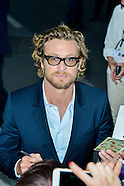 Simon Baker at the Croisette of Cannes