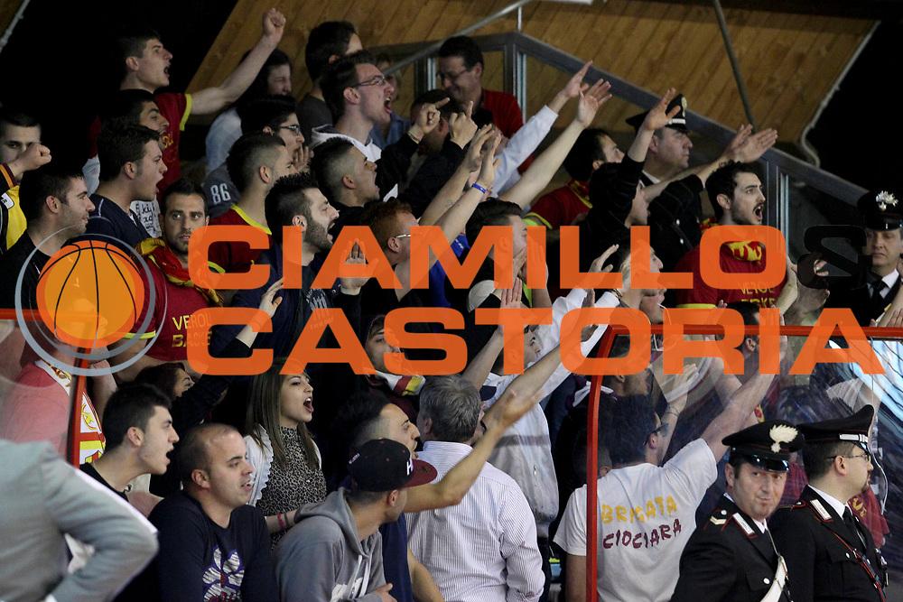 DESCRIZIONE : Ferentino Campionato Lega A2 2012-2013 Fmc Ferentino Prima Veroli<br /> GIOCATORE : <br /> CATEGORIA : tifosi<br /> SQUADRA : Prima Veroli<br /> EVENTO : Campionato Lega A2 2012-2013<br /> GARA : Fmc Ferentino Prima Veroli<br /> DATA : 21/04/2013<br /> SPORT : Pallacanestro <br /> AUTORE : Agenzia Ciamillo-Castoria/N. Dalla Mura<br /> Galleria : Lega Basket A2 2012-2013 <br /> Fotonotizia : Ferentino Campionato Lega A2 2012-2013 Fmc Ferentino Prima Veroli