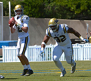 UCLA football Spring Showcase 29 April 2017