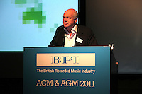 BPI AGM 2011 at the Mayfair Hotel London.Wednesday, July.6, 2011 (John Marshall JME)