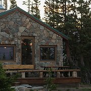 Perched at 11,620' on the east side of Hagerman Pass near the town of Leadville, Skinner Hut is the second highest 10th Mountain Division Hut.