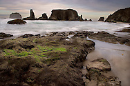 seascape at Bandon, Oregon