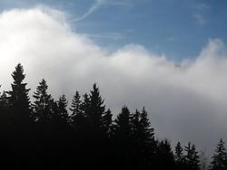 CZECH REPUBLIC MORAVIA PRADED 26OCT13 - Landscape panorama in the Jesenik mountains bordering Poland in Silesia, Moravia, Czech Republic.<br /> <br /> jre/Photo by Jiri Rezac<br /> <br /> © Jiri Rezac 2013