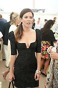 ANNA FRIEL, Cartier International Polo Day at the Guards Polo Club. Windsor. July 26  2009