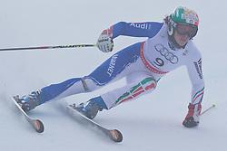17.02.2011, Kandahar, Garmisch Partenkirchen, GER, FIS Alpin Ski WM 2011, GAP, Riesenslalom, im Bild Federica Brignone (ITA) // Federica Brignone (ITA) during Giant Slalom Fis Alpine Ski World Championships in Garmisch Partenkirchen, Germany on 17/2/2011. EXPA Pictures © 2011, PhotoCredit: EXPA/ J. Groder