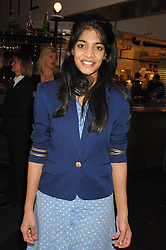 Actress AMARA KARAN at a Burns Night party hosted by designer Christoper Kane at Harvey Nichols, Knightsbridge, London on 25th January 2008 in association with VisitScotland to promote Edinburgh & Glasgow City Breaks.<br /><br />NON EXCLUSIVE - WORLD RIGHTS