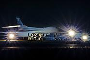 USAF B1-Bomber at RAF Fairford