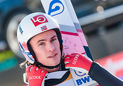17.03.2018, Vikersundbakken, Vikersund, NOR, FIS Weltcup Ski Sprung, Raw Air, Vikersund, Team, im Bild Daniel Andre Tande (NOR) // Daniel Andre Tande of Norway during Team Competition of the 4th Stage of the Raw Air Series of FIS Ski Jumping World Cup at the Vikersundbakken in Vikersund, Norway on 2018/03/17. EXPA Pictures © 2018, PhotoCredit: EXPA/ JFK