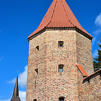 Busch Tower in Rostock, Germany<br />
