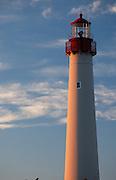 Sunrise, Cape May Lighthouse, NJ (US).