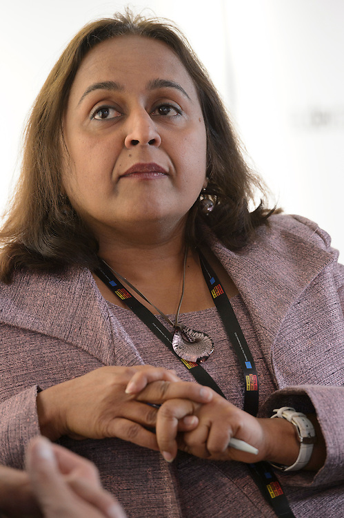 03 June 2015 - Belgium - Brussels - European Development Days - EDD - Climate - The unbearable cost of business as usual - Rupa Mukerji , Co head Advisory Services - HELVETAS Swiss Intercooperation © European Union
