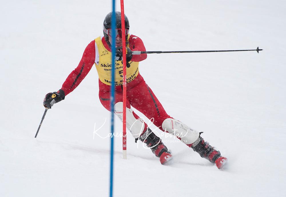 Master Slalom at Gunstock January 8, 2011