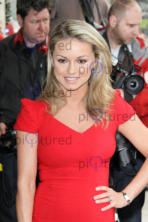 LONDON - MARCH 13: Ola Jordan attends the TRIC Awards at the Grosvenor House Hotel, London, UK. March 13, 2012. (Photo by Richard Goldschmidt)