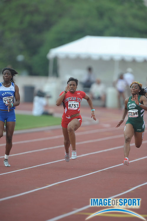Mar 30, 2012; Austin, TX, USA; in the 85th Clyde Littlefield Texas Relays at Mike A. Myers Stadium.
