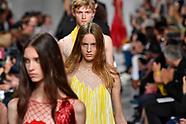 NYFW: Calvin Klein Fashion show - 8 Sep 2017